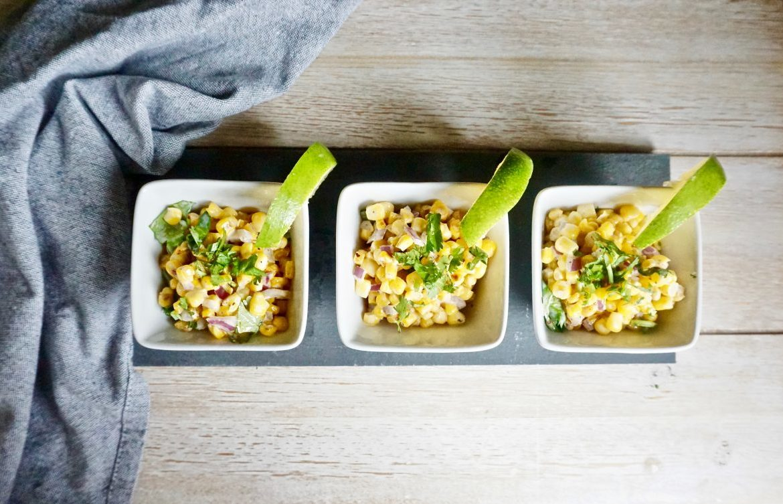 Vegan Esquites (Mexican Street Corn Salad)