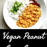 Vegan Peanut Corn Curry