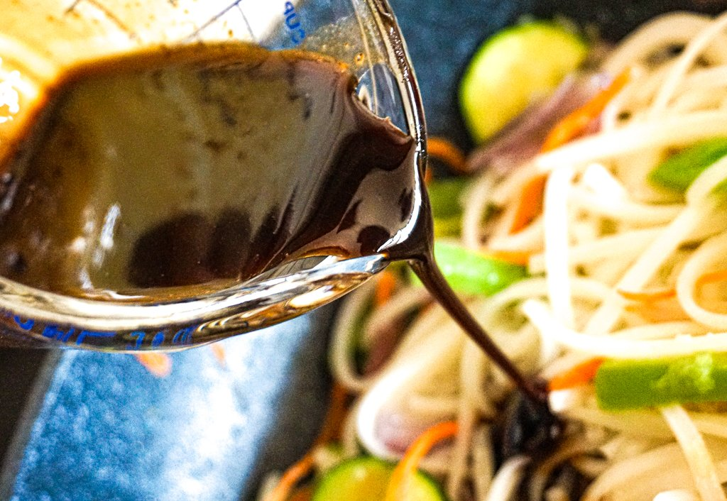 Pad Thai Sauce Pour