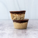 Oat Cups with Almond Butter Chocolate